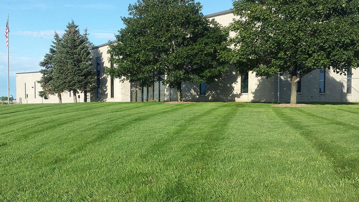 commercial Landscaping and mowing Denton, TX