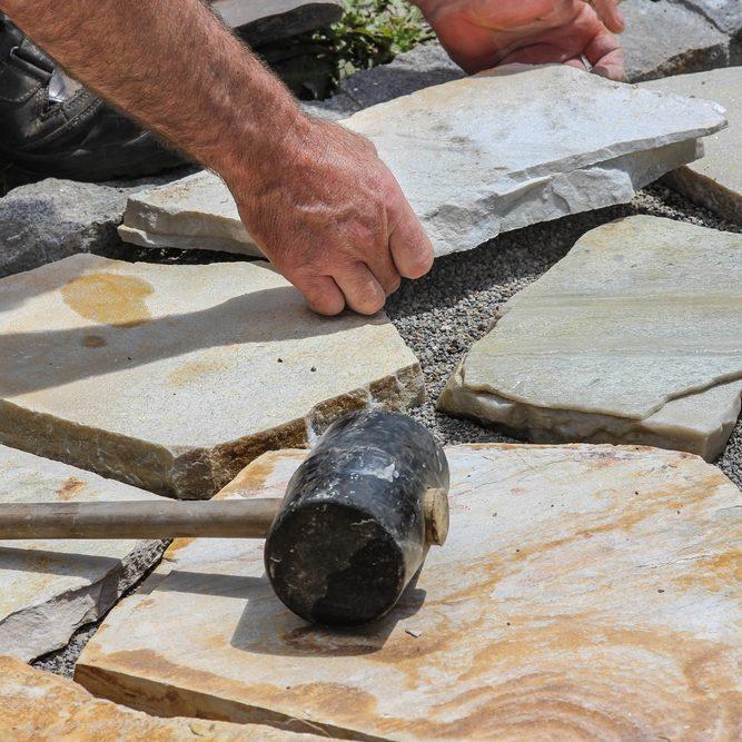 Brick and stone pavers denton tx